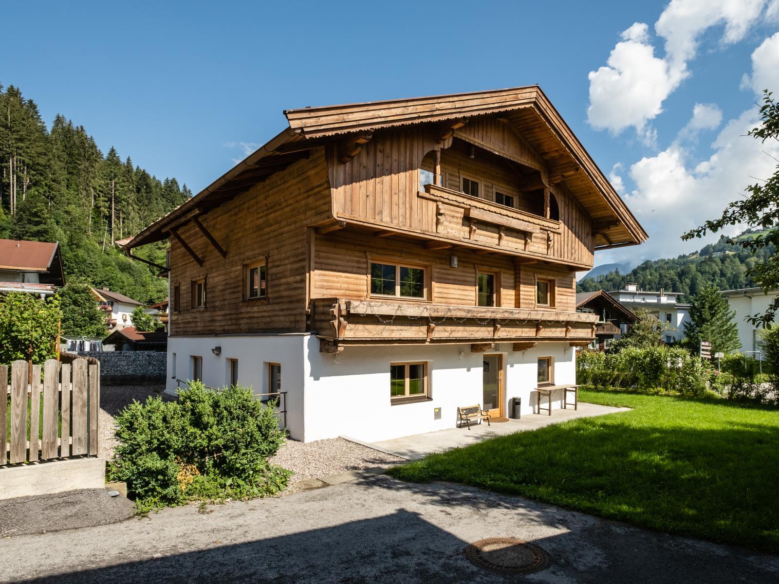 Chalet Alte Mühle - 25 Personen
