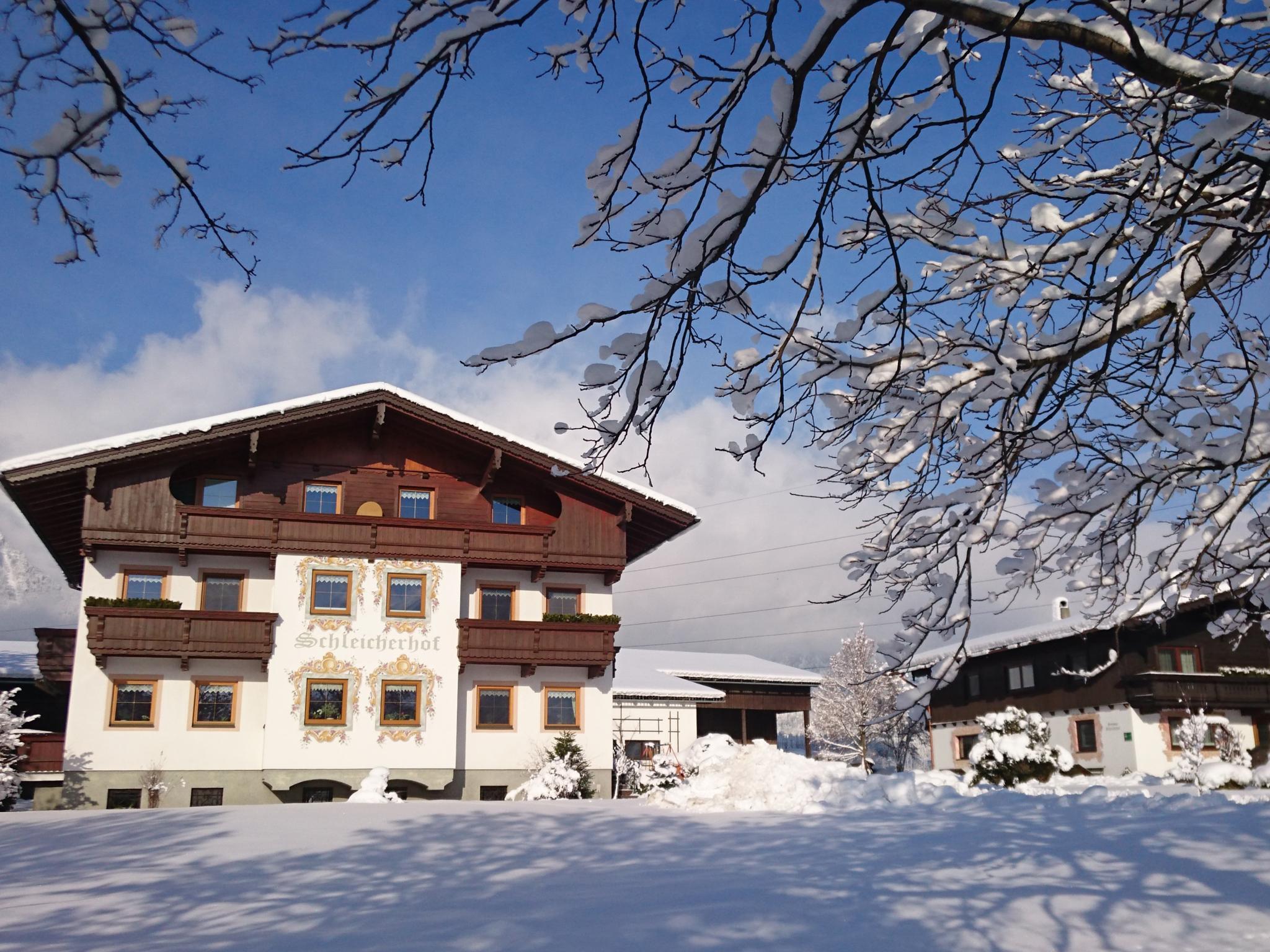 Schleicherhof V Tirol