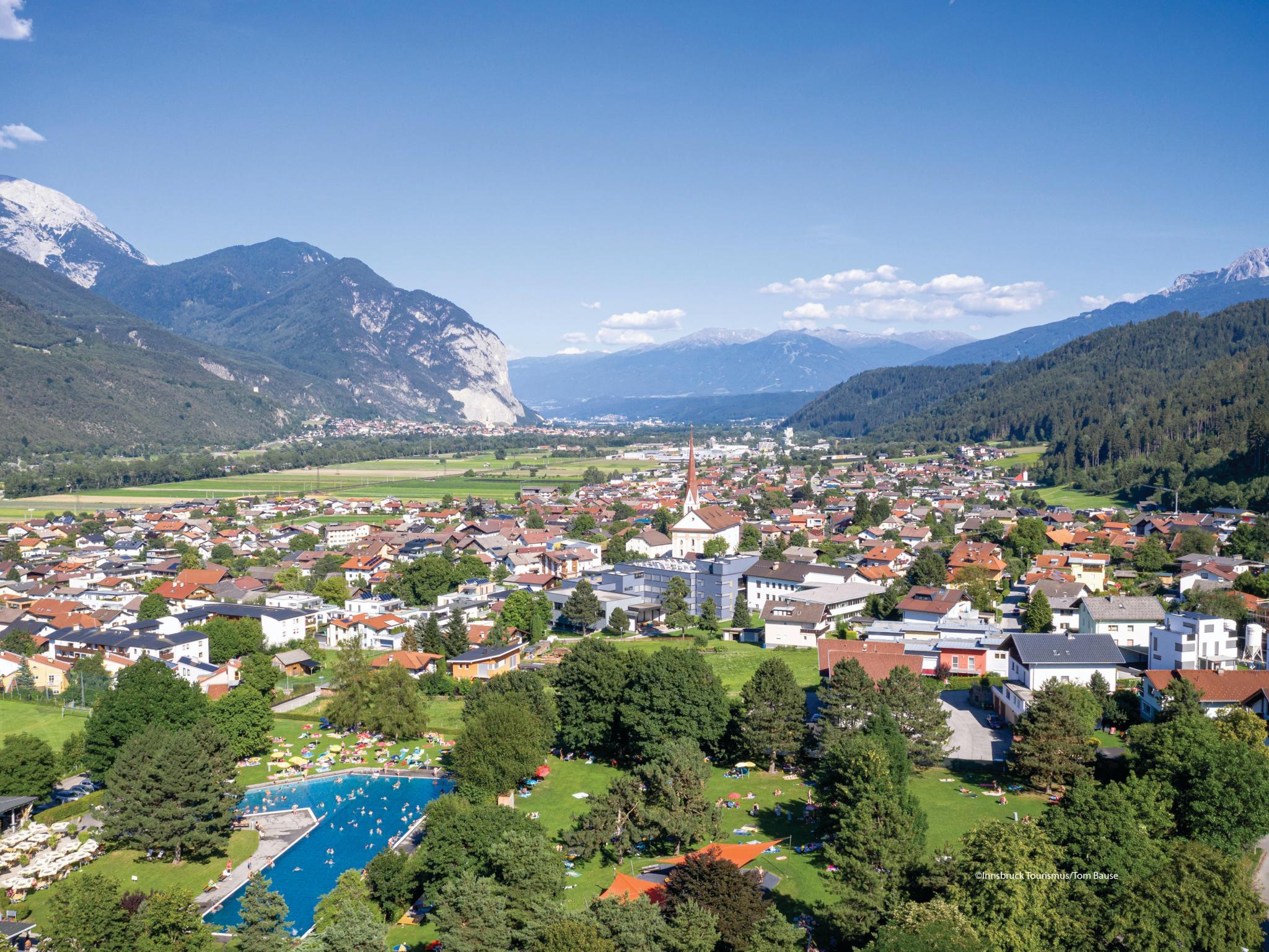 Ferienwohnung Gartenblick Tirol
