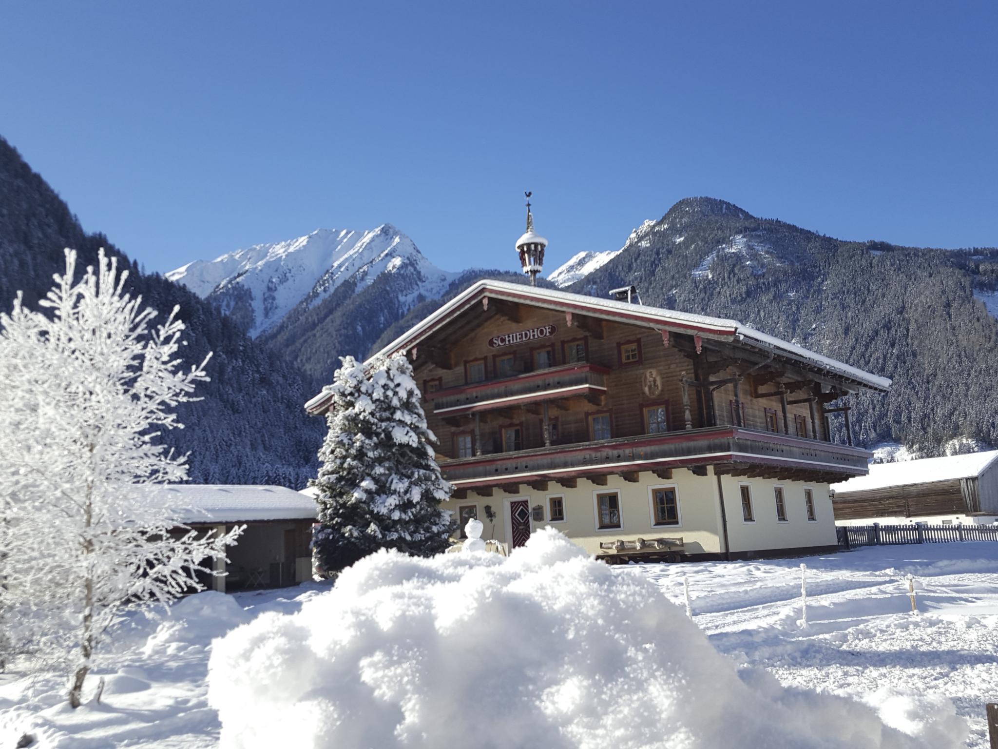 Landhaus Schiedhof Salzburgerland