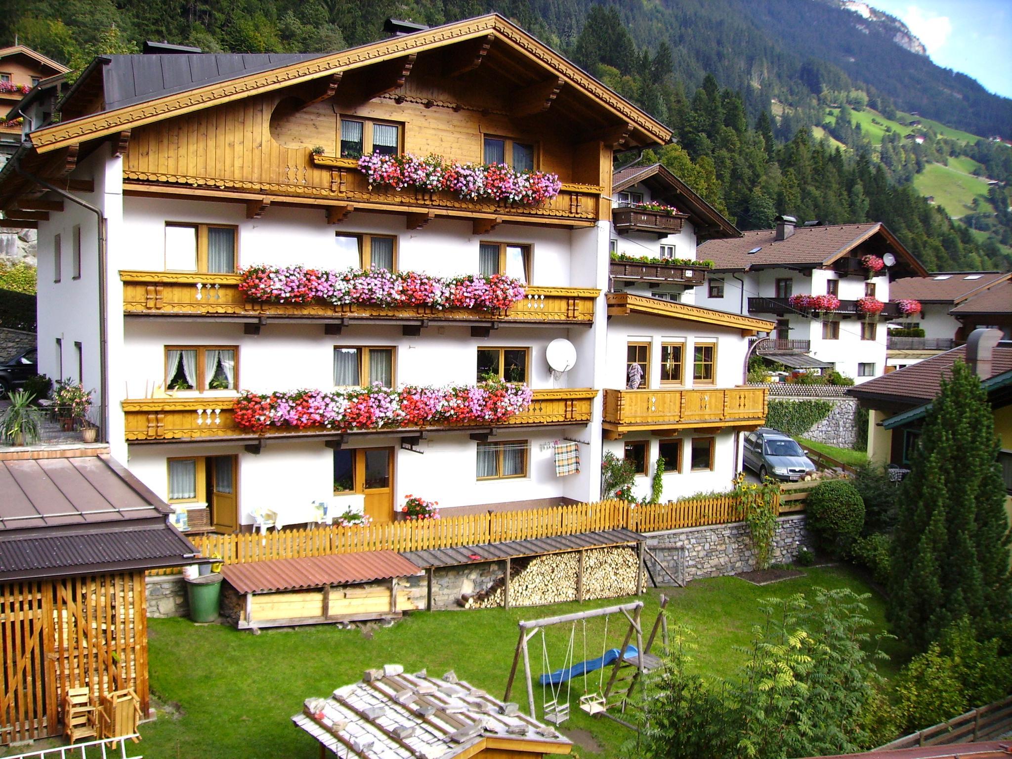 Haus Brandacher I Tirol