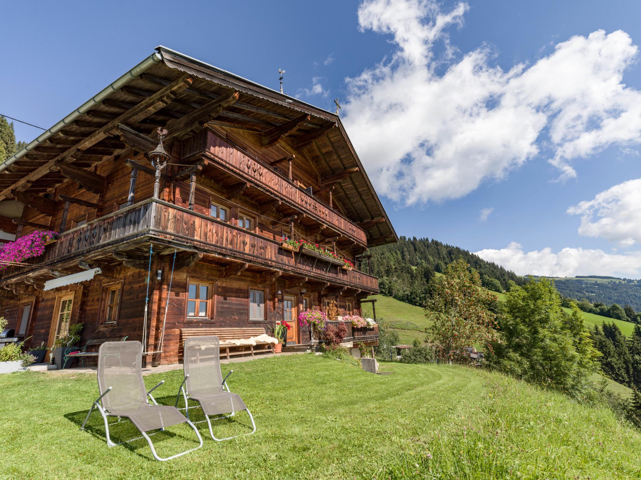 Troadstadl Windaublick Tirol