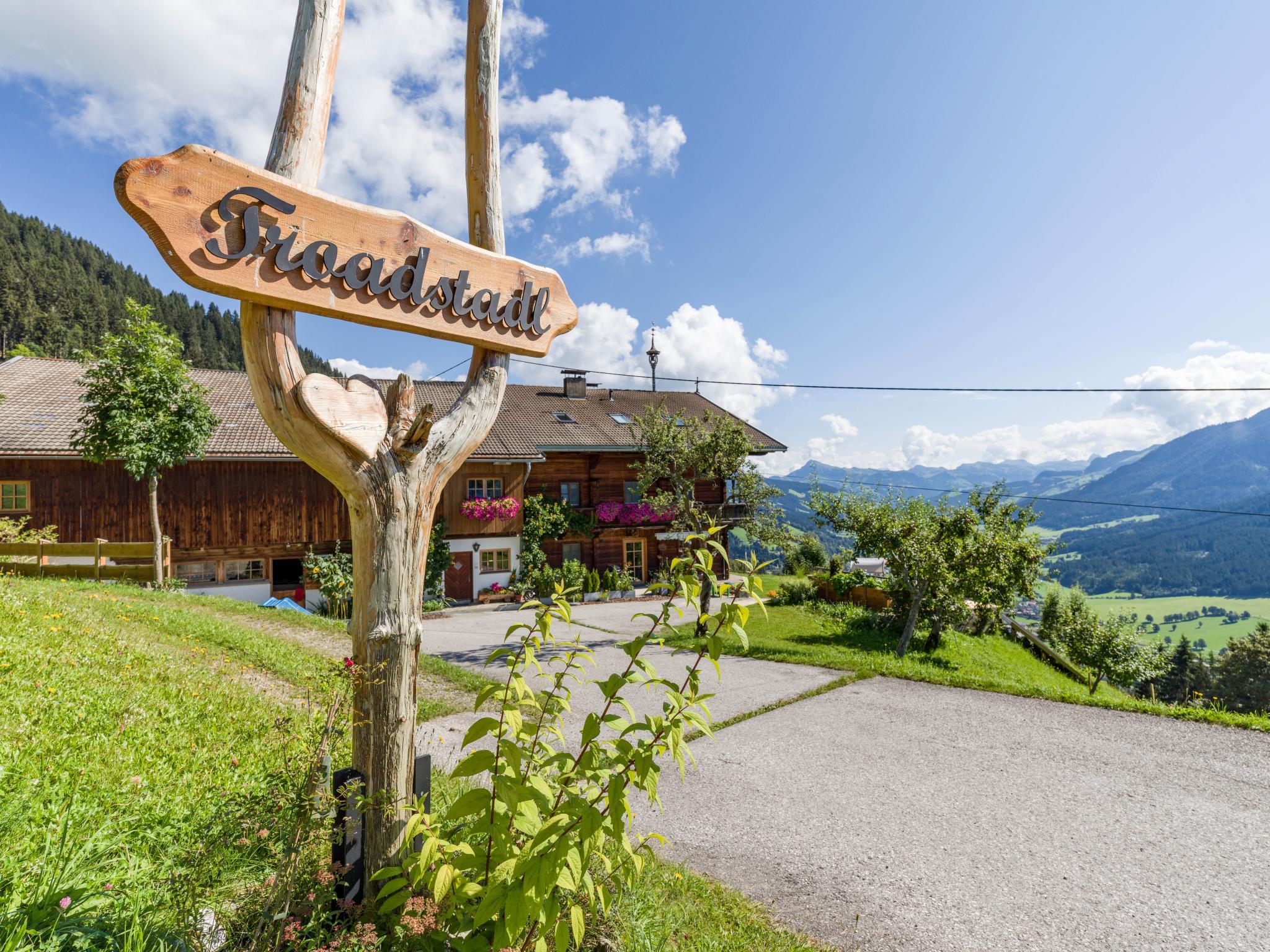 Troadstadl XL Tirol