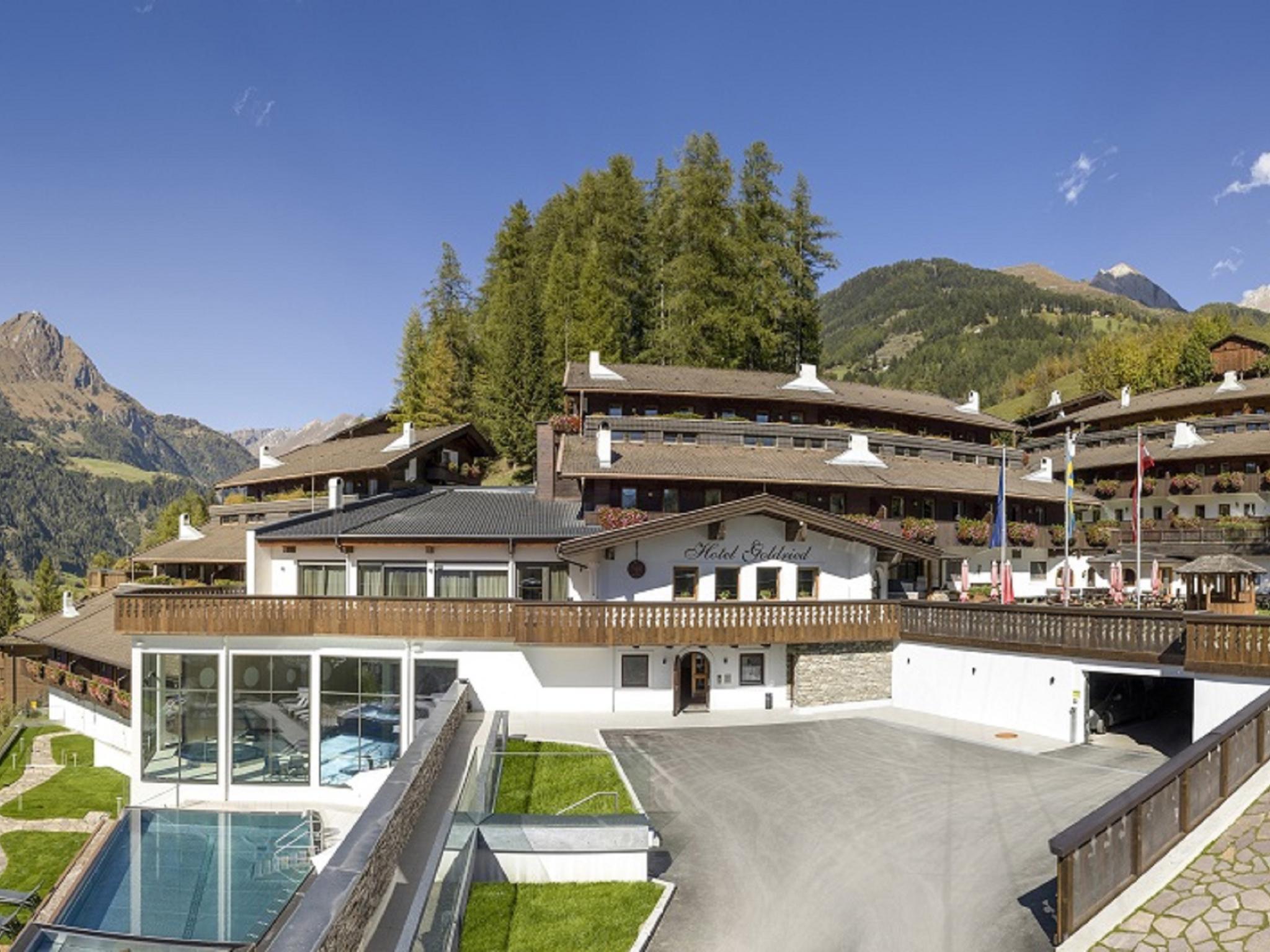 Goldried Park 55 Tirol