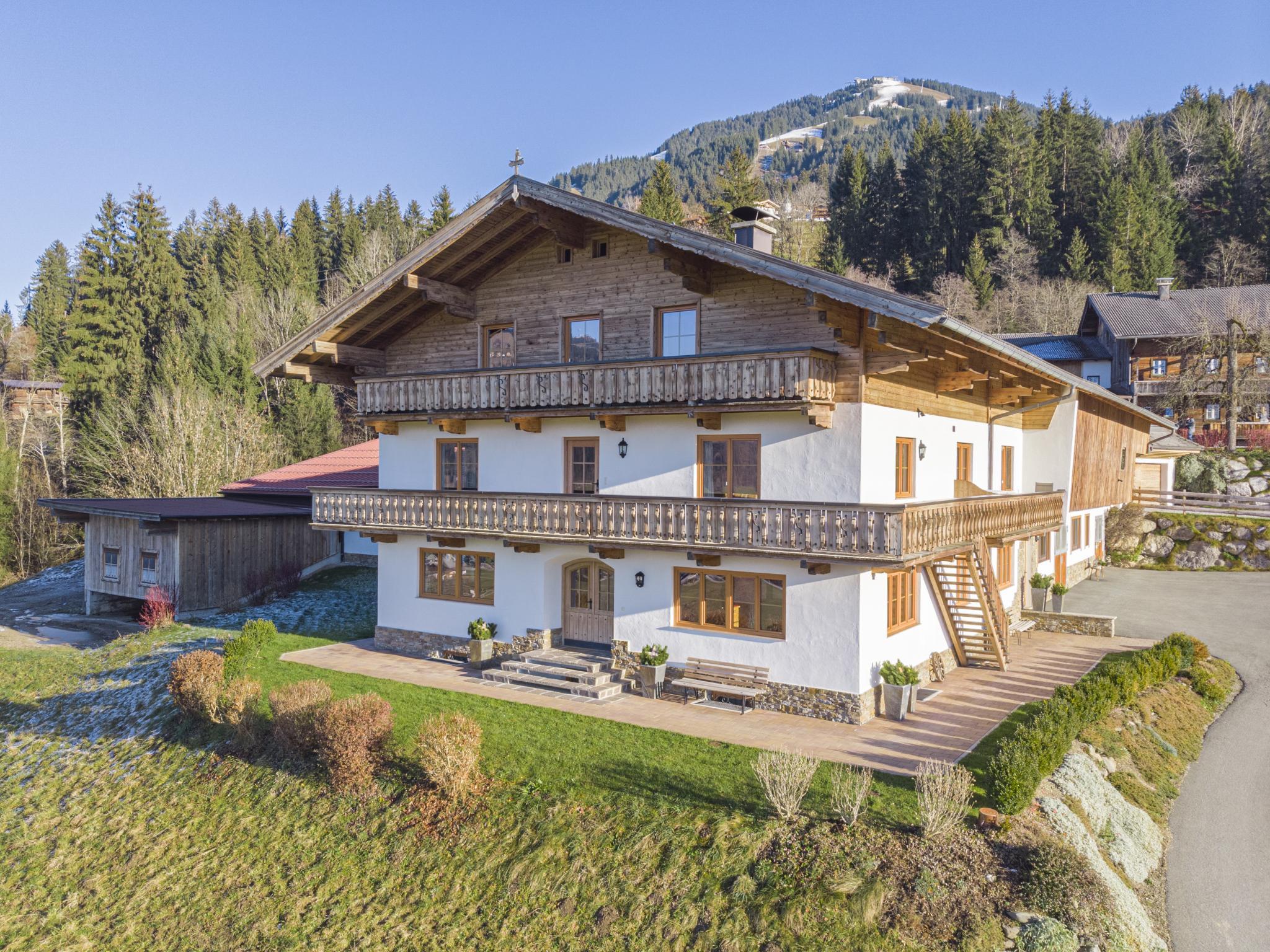 Glonersbühelhof Top 2 Tirol