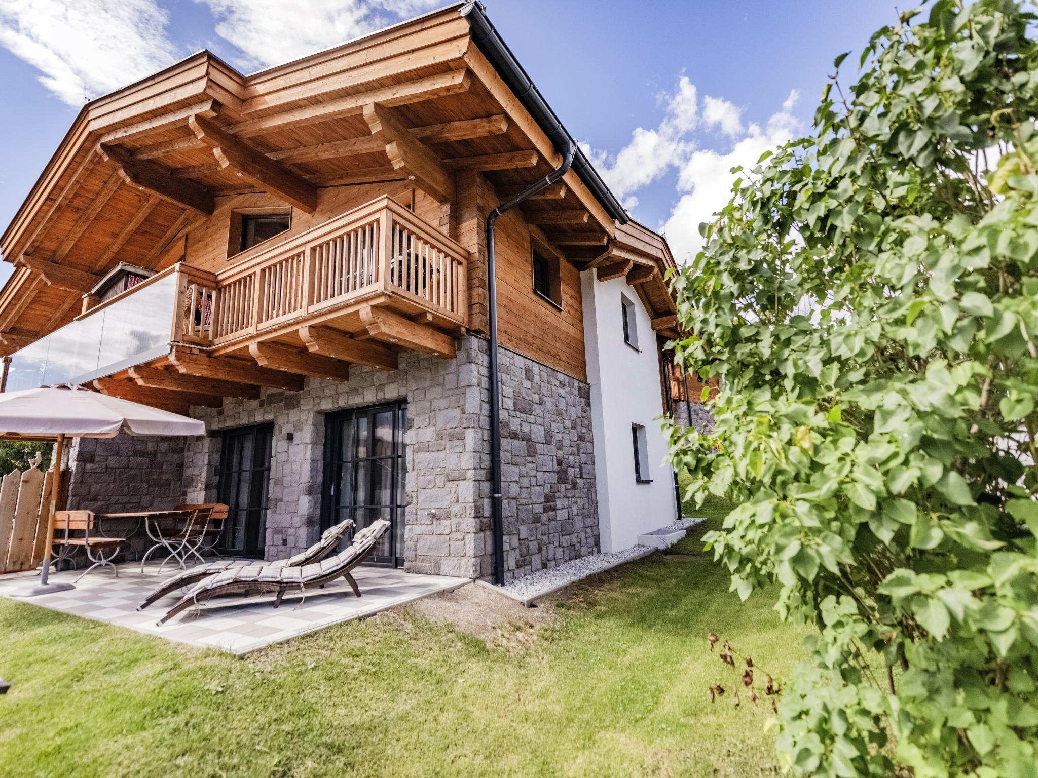 Green Garden Lodge B1 Salzburgerland