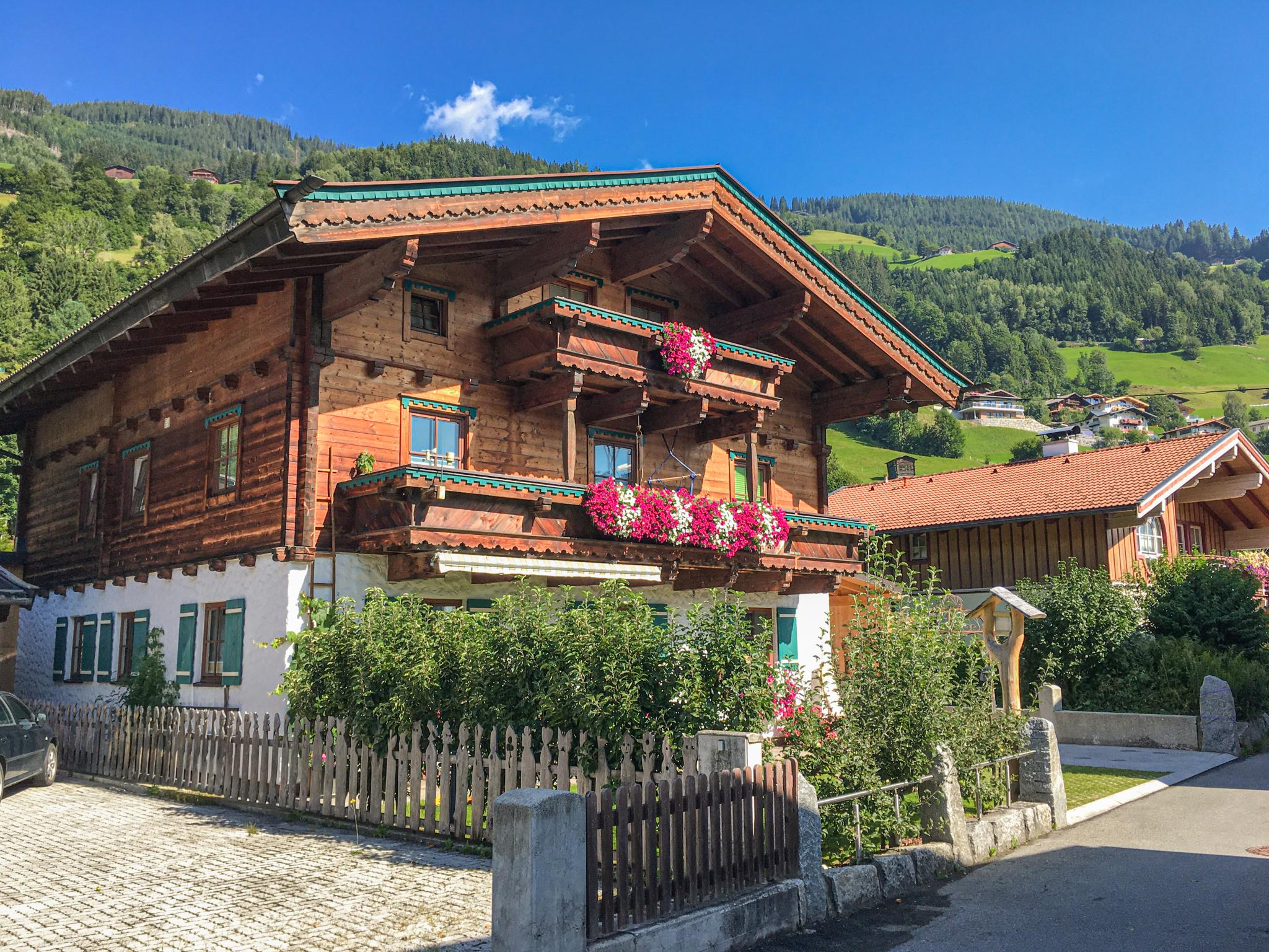Bergzeit Salzburgerland