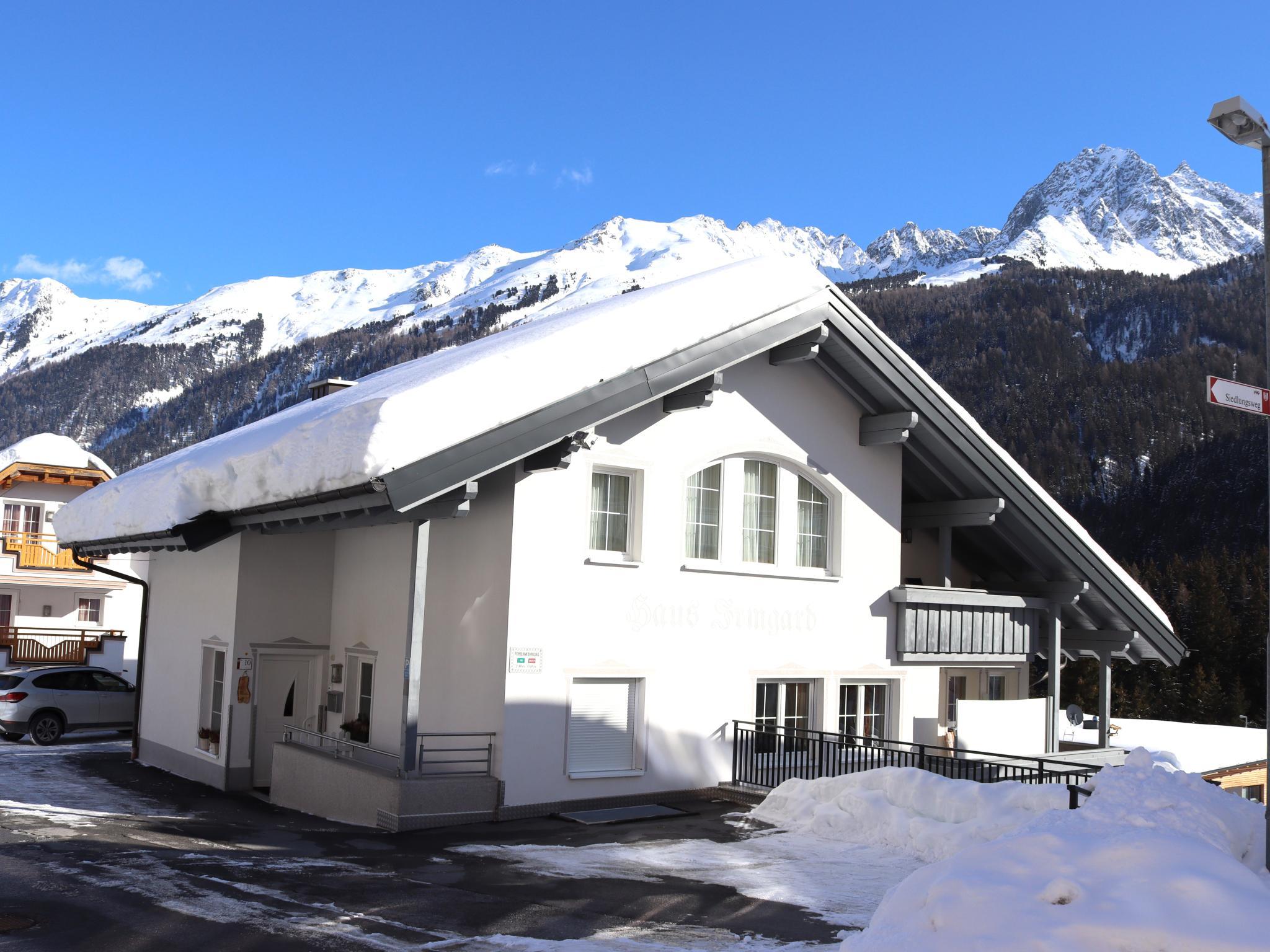Haus Irmgard 1 Tirol