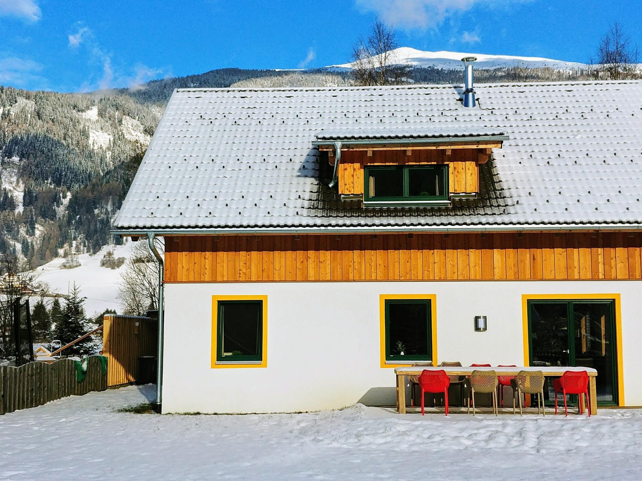 Chalet Murtal XL Salzburgerland