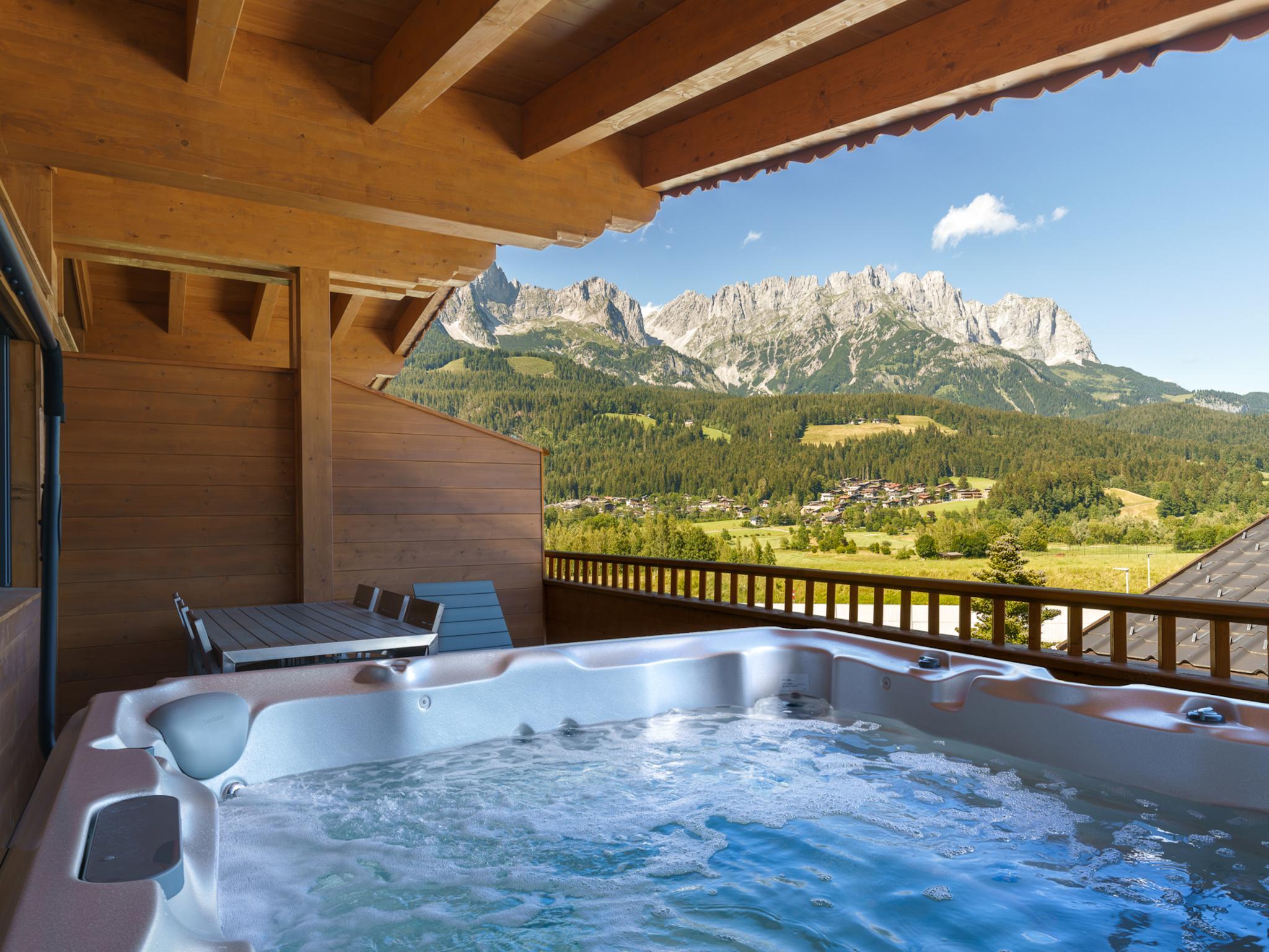 Alpen Panorama Wilder Kaiser 1 Tirol