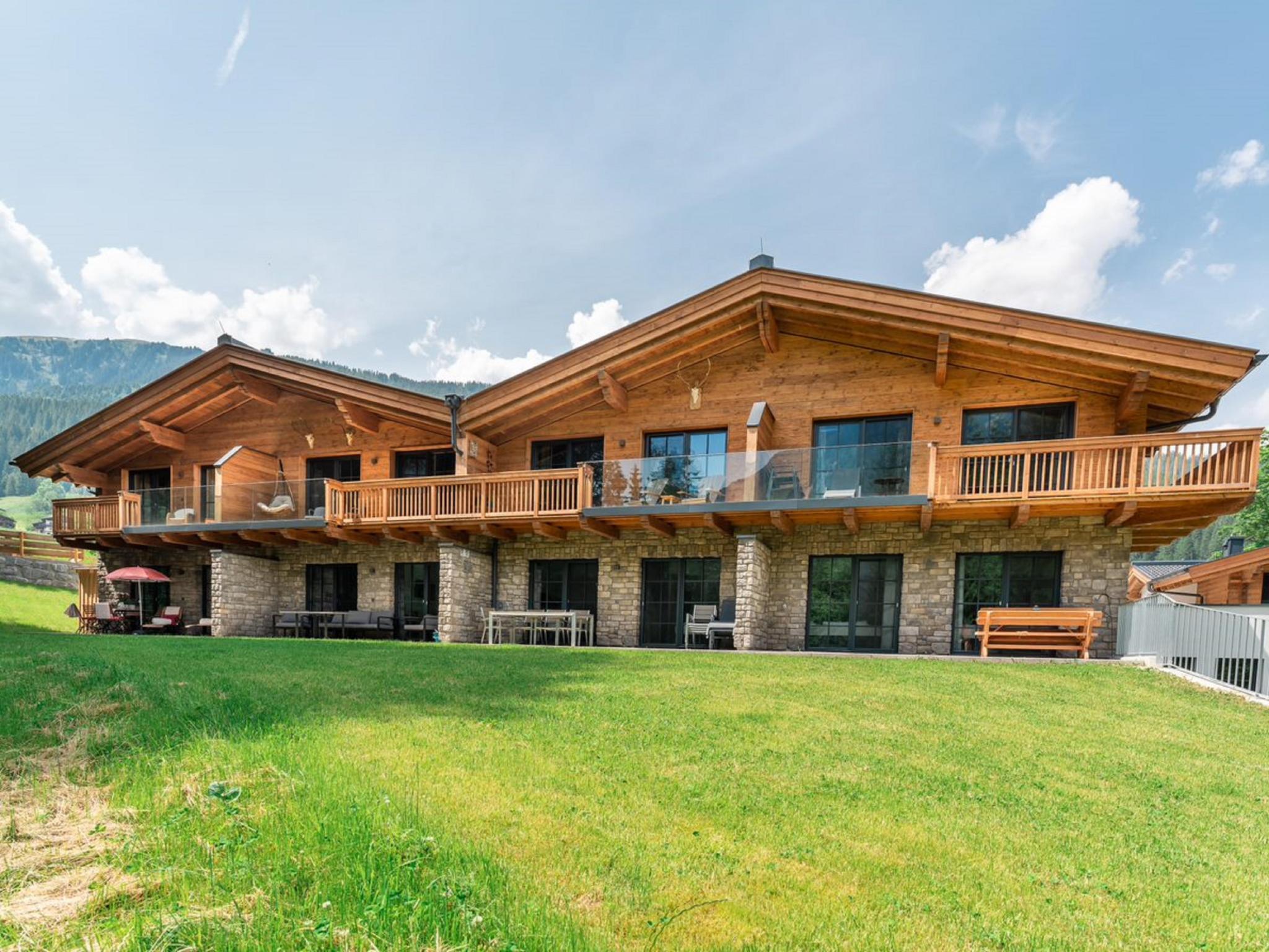 Pinzgau Lodge 2D Salzburgerland