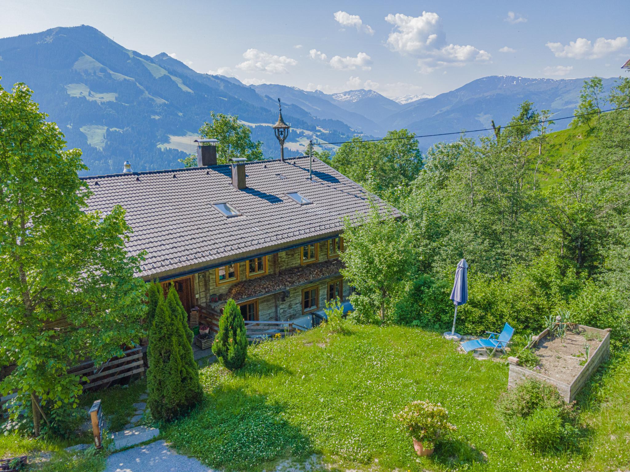 Gebirgsbach Tirol