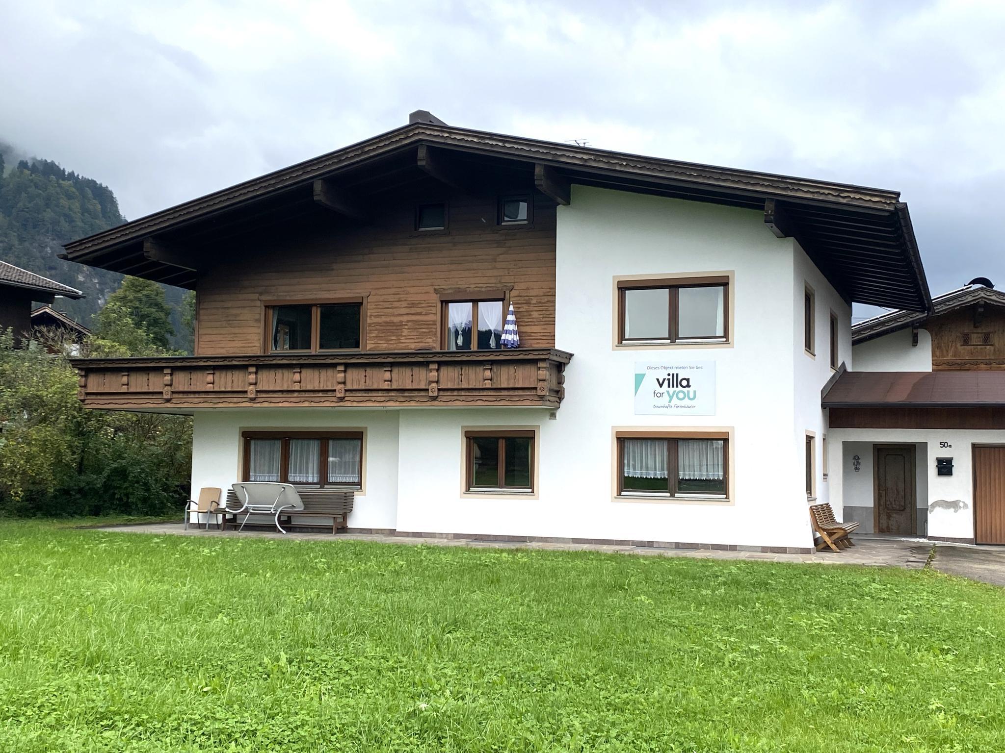 Ferienhaus Schlitters Tirol