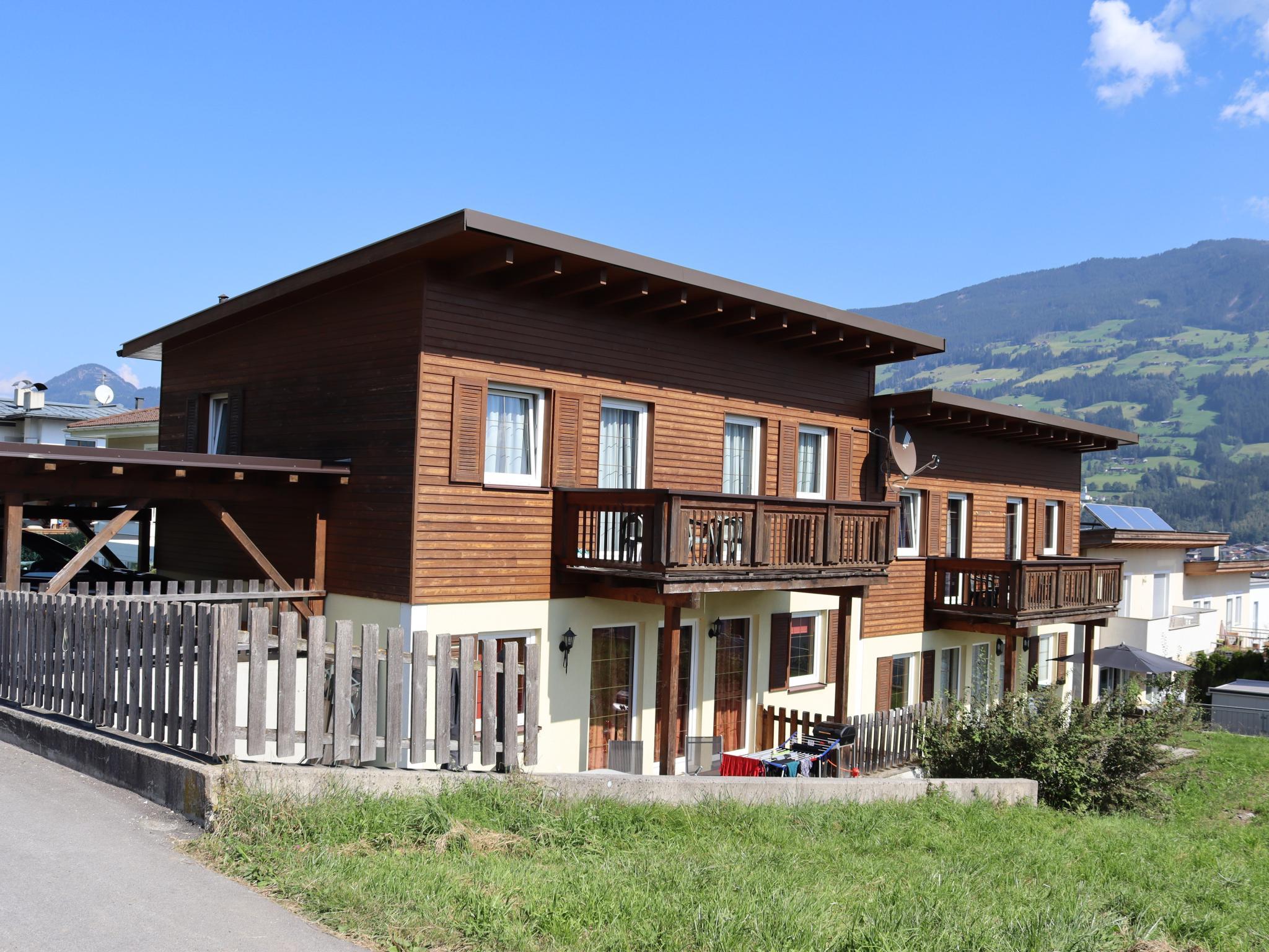 Talblick Fügen Tirol