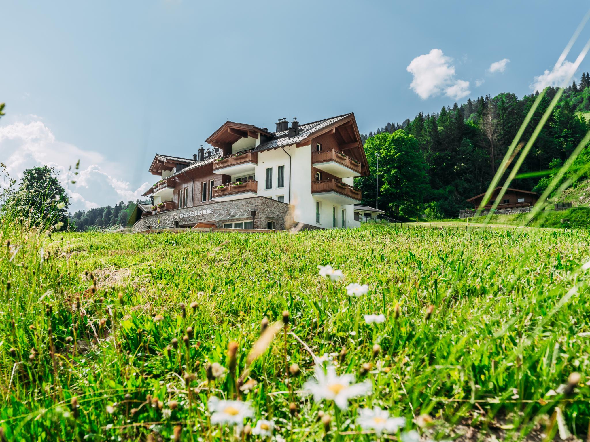 Appartement Saalbach Hinterglemm Salzburgerland